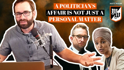 Ep. 320 - A Politician's Affair Is Not Just A Personal Matter