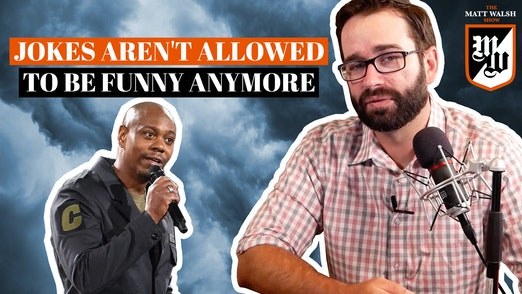 Ep. 321 - Jokes Aren't Allowed To Be Funny Anymore