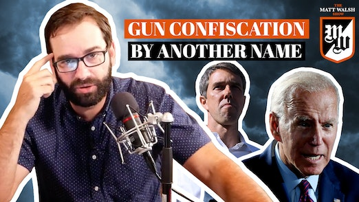 Ep. 323 - Gun Confiscation By Another Name