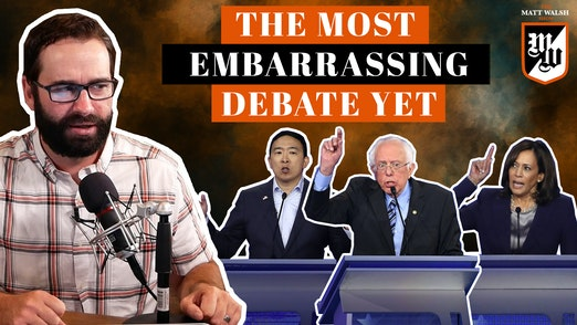 Ep. 331 - The Most Embarrassing Debate Yet