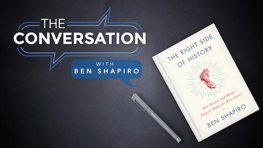 Ep. 19 - Ben Shapiro LIVE BOOK SIGNING