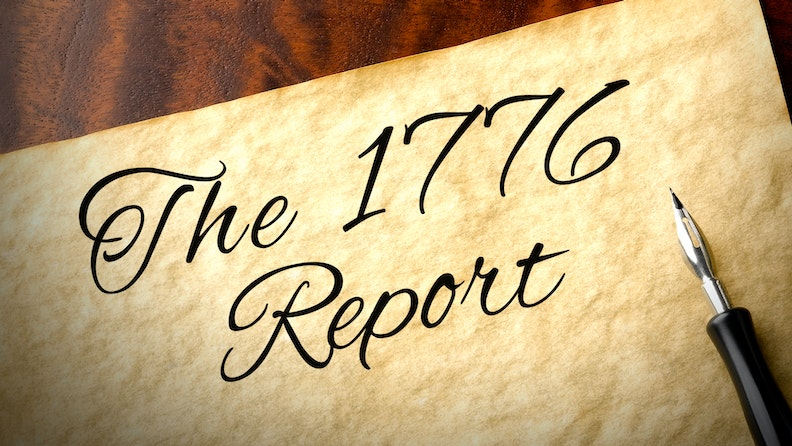 Ep. 639 - The 1776 Report