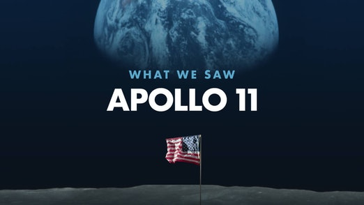 Apollo 11: What We Saw | Official Trailer