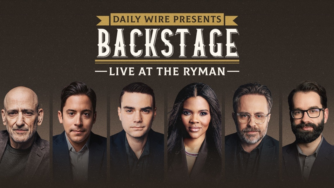 Backstage Live At the Ryman